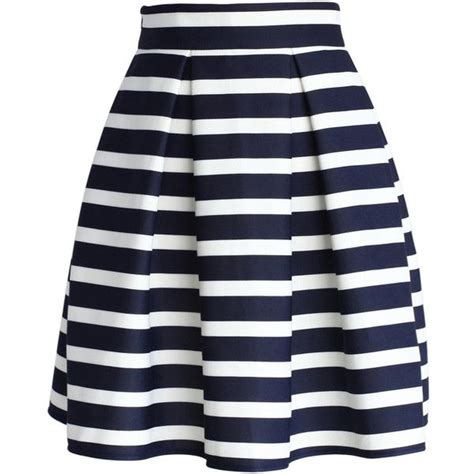 best 25 striped skirts ideas on black white