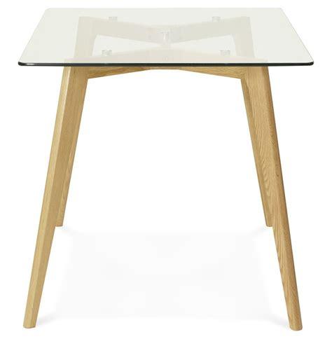table bureau en verre bureau droit bugy en verre table design 120x80 cm