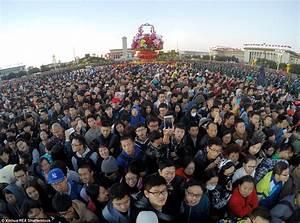 China kicks off Golden Week holiday to celebrate its ...
