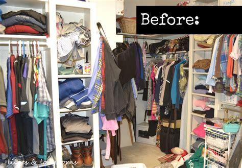 Organizing My Master Closet  Lilacs And Longhornslilacs