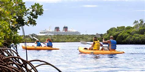 Banana Boat Disney Cruise by 13 Best Things To Do On Castaway Cay The Bahamas