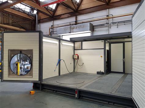 Mobiler Waschplatz Mit Integriertem Ölabscheider Inoron