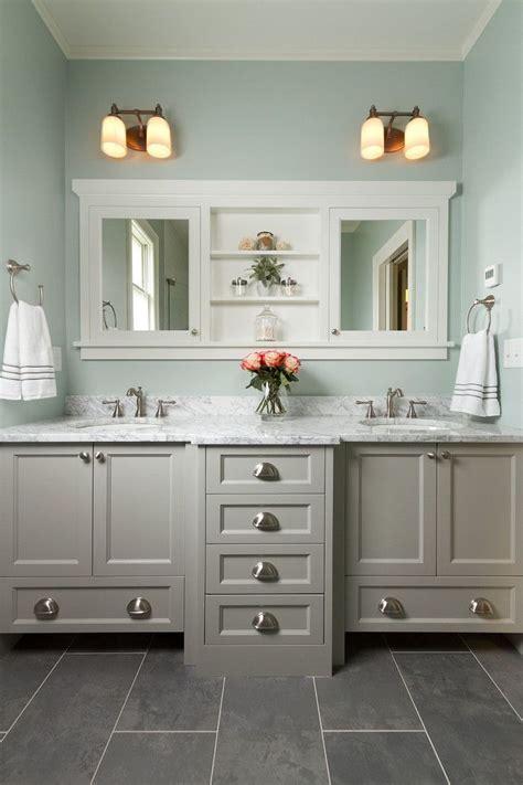 Best 25+ Grey Bathroom Vanity Ideas On Pinterest Grey