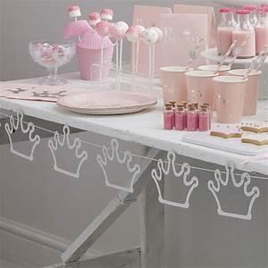 Decoration Anniversaire Fille : d coration anniversaire fille princesse princess party decor anniversaire princesse ~ Teatrodelosmanantiales.com Idées de Décoration