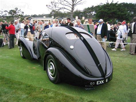 Motor v4 twin pulse con reglaje de válvulas a los 60.000km. Takeyoshi images: Bugatti type 57 atlantic