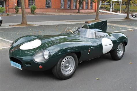 Jaguar Jaguar D-type Replica « Pyritz Classics Gmbh In Der