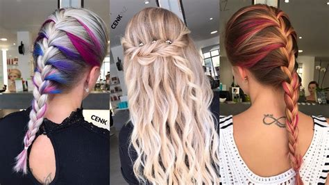 Cool Hair Colours by Top 10 Cool Hair Dye For Best Hair Color For