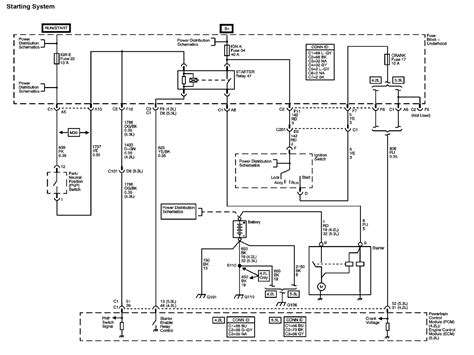 2005 Chevy Impala Ignition Switch Wiring Diagram by 2005 Chevy Trailblazer Ignition Turns But Will Not Turn
