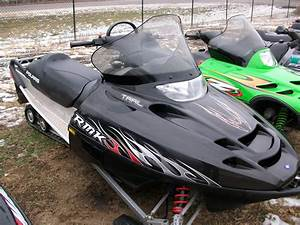2010 Polaris 550 Rmk