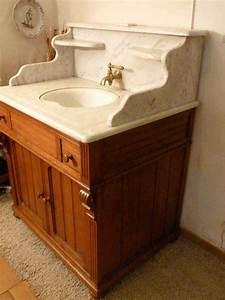 meuble salle de bain ancien meuble de salle de bain style With meuble salle de bain bois ancien