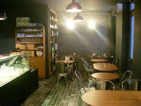 amenagement salon de  sandwicherie paris