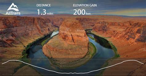 horseshoe bend trail arizona alltrails