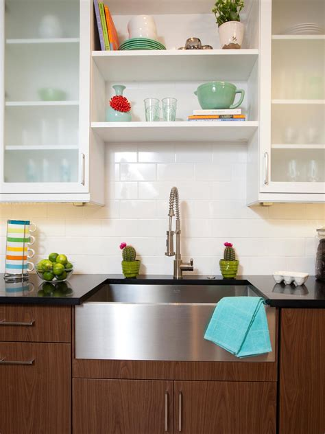 glass tile backsplash ideas tips from hgtv hgtv