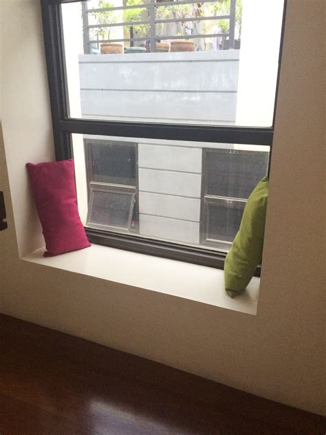 Window With Ledge window ledge will reading nook gal at home
