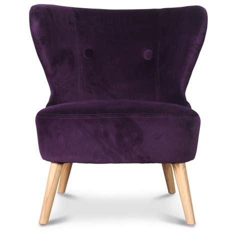 fauteuil crapaud design aubergine pojet www groupdeco fr