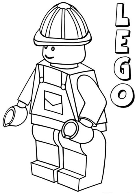 easy  print lego coloring pages tulamama