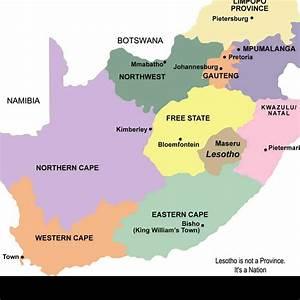 The Nine Provinces of South Africa - Safari Destinations