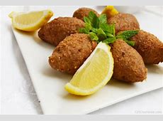 Kibbeh National Dish Of Syria 123Countriescom