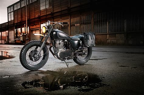 Yamaha Sr400 By The Wrenchmonkees