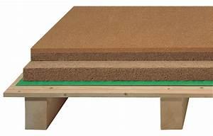 Isolation Phonique Plancher Bois Existant : fibre de bois ~ Edinachiropracticcenter.com Idées de Décoration