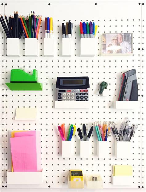 design   week manhattan pegboard collection