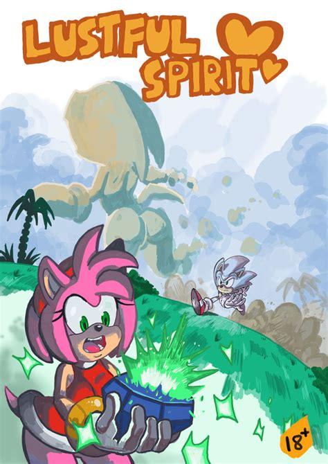 Omegazuel Lustful Spirit Sonic Amy Tikal Porn Comics
