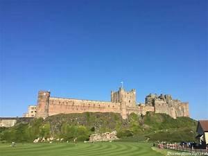Bamburgh Castle - Northumbrian Seat of Kings ...