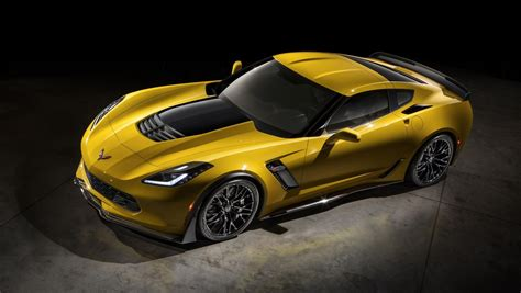 Chevy To Stop The Corvette Z06 From Overheating With 2017 ...