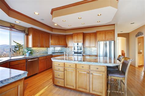 call  drop ceiling  kitchen cabinets