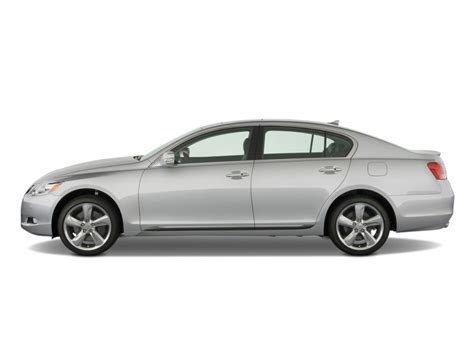 2010 lexus sedans 2010 lexus gs 460 4 door sedan side exterior view