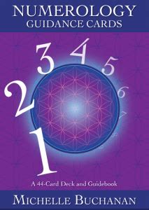 numerology laws  attraction numerology oracle cards