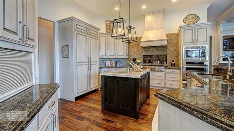 white and dark wood kitchen off white cabinets with a dark wood kitchen island omega 656 | off white cabinets dark wood kitchen island large