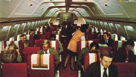 aa   interior historical commercial aviation