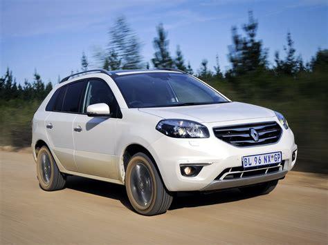 Koleos Hd Picture by Renault Koleos 2012 30 Image