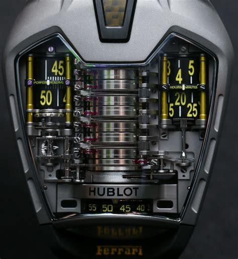 Hublot big bang ferrari 45mm 401.mx.0123.vr $ 25,500. Hublot MP-05 LaFerrari Ferrari Titanium Yellow Watch Hands-On | aBlogtoWatch