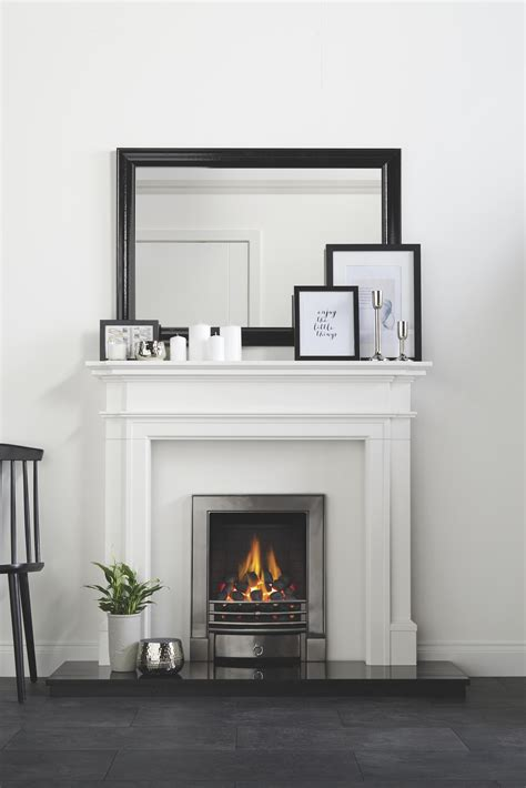 electric fireplace ideas focal point soho black led electric kerry shabby 3539