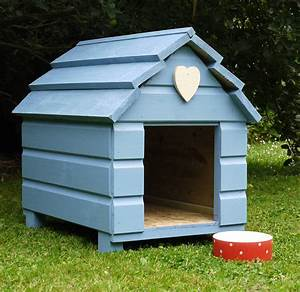 beach hut dog kennel by andrea fays notonthehighstreetcom With puppy dog kennels