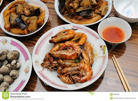 cuisine chinoise traditionnelle photo stock image du