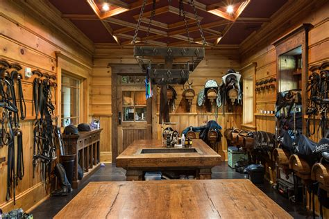 tack room organizing perfect barn horse designing barns detail equestrian equine custom event builders