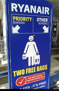 New policy in baggage allowance and in name changing! 2nd ...