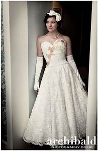 1950s style wedding dresses With 1950s inspired wedding dresses