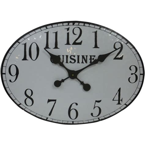 horloge de cuisine horloge murale pour cuisine