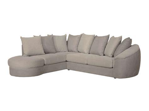 canapé d angle 300 euros canapé d 39 angle fixe gauche 5 places en tissu boreal
