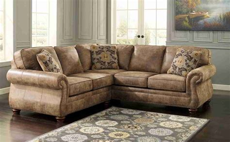 Brown Leather Sofa Set by 12 Photo Of Diana Brown Leather Sectional Sofa Set