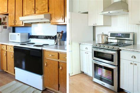 Küchen Vorher Nachher by 17 Kreative Vorher Nachher K 252 Chenumbauten