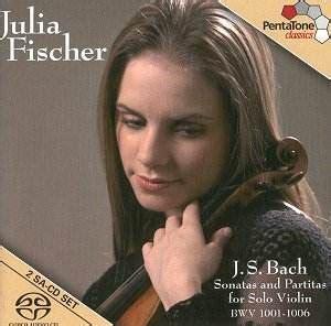 1001 len amsterdam bach sonatas and partitas fischer pentatone sacd 5186 072