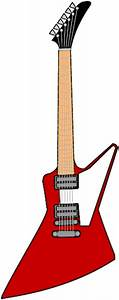 electric guitars clipart - Clipground