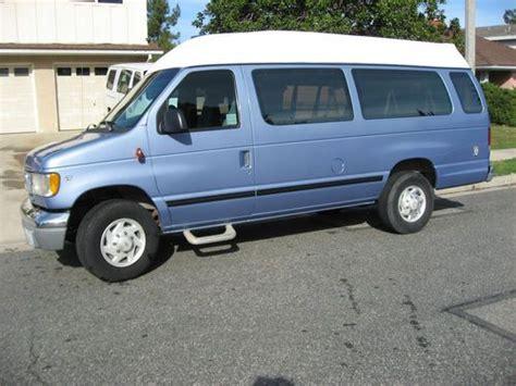 purchase   ford   church van bus