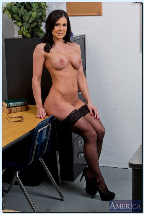 A Condition Professor Kendra Lust Ask Her Student / MILF Fox