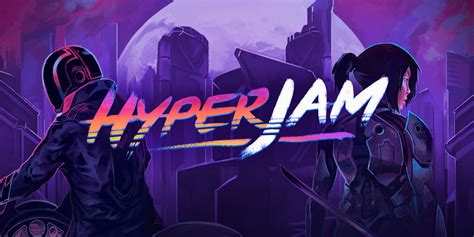 Hyper Jam | Nintendo Switch download software | Games ...